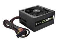 CORSAIR CX-M Series CX750M - 2015 Edition - fuente de alimentación (interna)