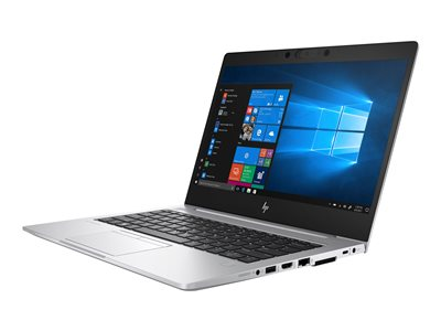 HP EliteBook 13.3' 3500U 8GB 256GB Vega 8 Windows 10 Pro 64-bit