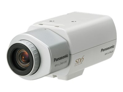 Panasonic WV-CP620 Surveillance camera color (Day&Night) 650 TVL composite AC 12