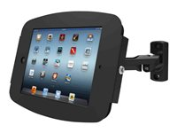 Compulocks Space Swing Arm iPad 12.9INCH Wall Mount Black