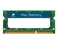 CORSAIR Mac Memory DDR3  kit 1600MHz CL11  Ikke-ECC SO-DIMM  204-PIN
