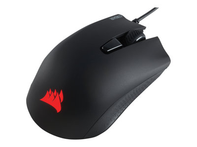 CORSAIR Gaming HARPOON RGB Optisk Kabling Sort