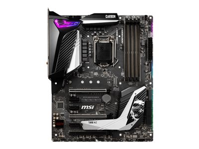 MSI MPG Z390 GAMING PRO CARBON AC ATX LGA1151  Intel Z390