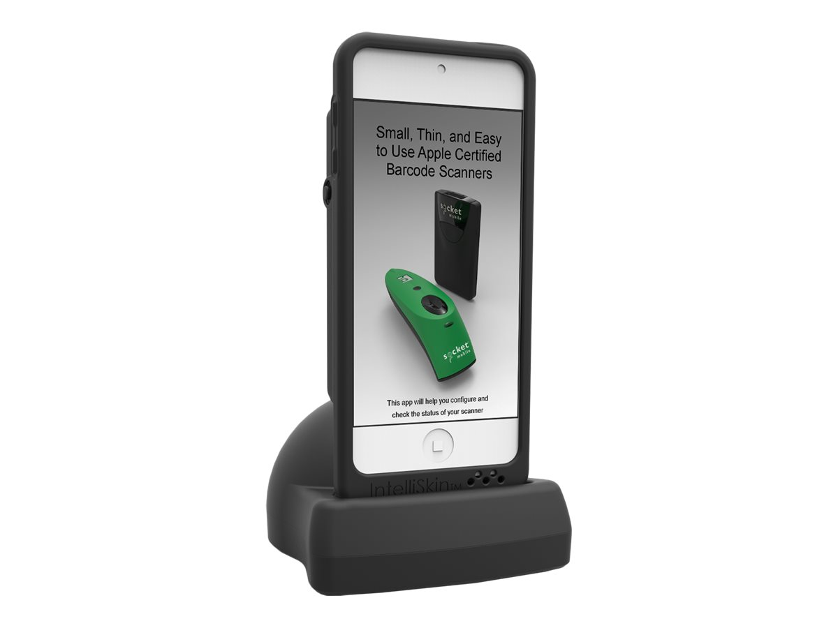 DuraCase and Charging Dock - barcode scanner charging stand