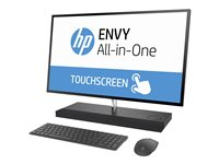HP ENVY 27-b210 All-in-one 1 x Core i7 8700T / 2.4 GHz RAM 16 GB SSD 256 GB