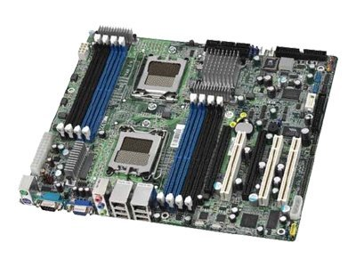Tyan Thunder n3600B S2927A2NRF-E Motherboard ATX Socket F 2 CPUs supported