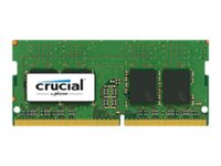 Crucial - DDR4 - 16 GB - SO DIMM 260-PIN - 2133 MHz / PC4-17000 - CL15
