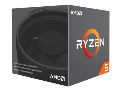 Ryzen 5 2600X / 3.6 GHz processore