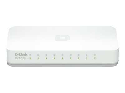 dlinkgo    GO-SW-8E Switch 8-porte 10/100