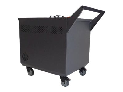 Datamation Systems DS-MINI-CHROME-32 Cart for 32 notebooks (