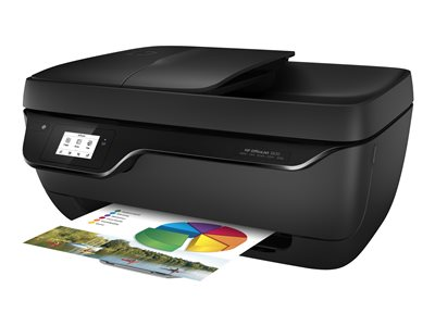 HP Officejet 3833 All-in-One Blækprinter