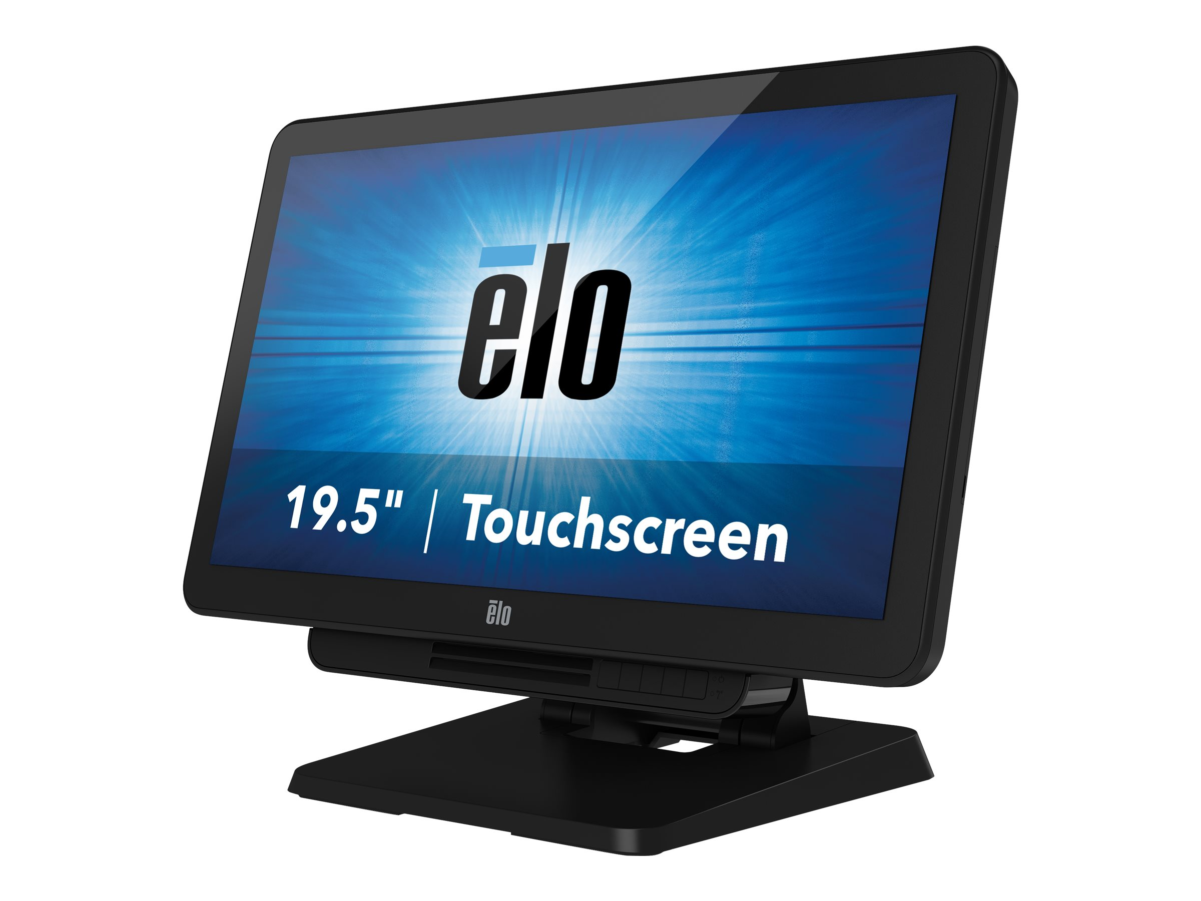 Elo Touchcomputer X3-20 - All-in-One (Komplettlösung) - 1 x Core i3 4350T / 3.1 GHz - RAM 4 GB - SSD 128 GB - HD Graphics 4600