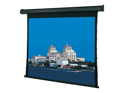 Draper Premier Electric 4:3 NTSC/PAL Video Format Projection screen