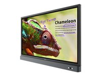 """BenQ RM5501K - 55"""" Class LED display - interactive - with touchscreen - 4K UHD (2160p) 3840 x 2160 - D-LED Backlight"""