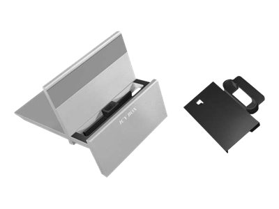 RaidSonic ICY BOX IB-i003+ - Docking Station - Silber - für Apple iPad (3. Generation); iPad 1; 2; iPad with Retina display; iPhone 4, 4S, 5