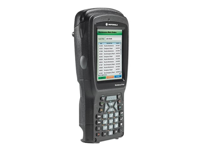 """Psion Teklogix Workabout Pro 4 Short - data collection terminal - Win Embedded Handheld 6.5 - 4 GB - 3.7"""""""