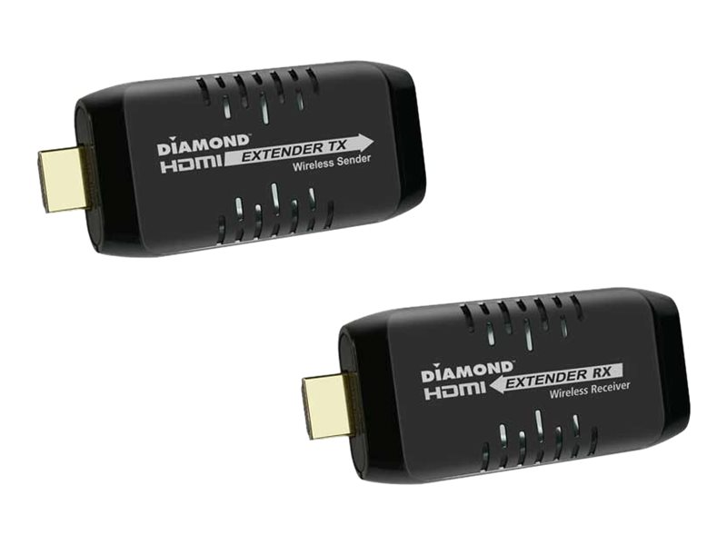 Diamond Wireless HDMI HD Video Receiver and Sender Dongle - wireless video/audio extender - HDMI