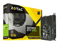 ZOTAC GeForce GTX 1050 Ti Mini - Graphics card