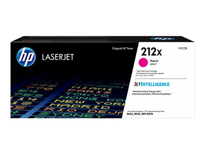 HP 212X - High Yield - magenta - original - LaserJet - ink cartridge