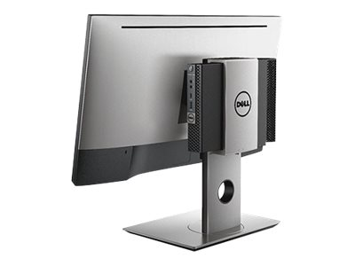 Dell OptiPlex Micro Form Factor All-in-One Stand MFS18 Monitor/desktop stand silver