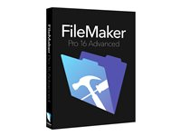 FileMaker Pro Advanced - (v. 16)