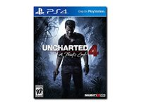 Uncharted 4: A ThiefFEETs End PlayStation 4