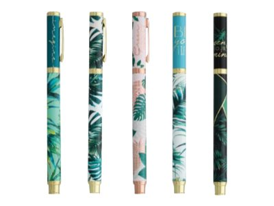Stylos plumes fantaisie Ink Metal Green ADDICT PLUMink - stylo plume