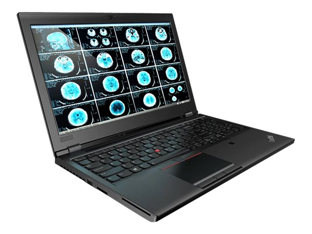 "Lenovo ThinkPad P52 - 15.6"" - Core i7 8850H - 16 Go RAM - 256 Go SSD + 1 To HDD"