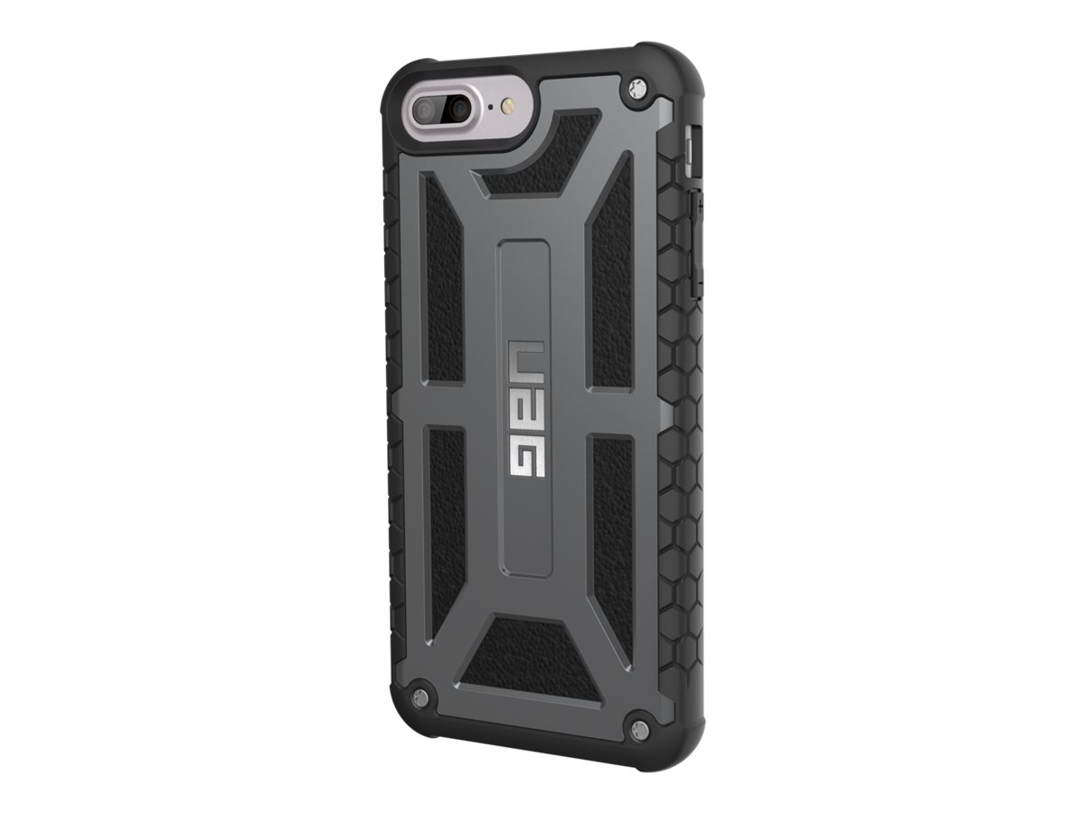 UAG Monarch Series Rugged Case for iPhone 8 Plus / 7 Plus / 6s Plus [5.5-inch screen] - back cover for cell phone
