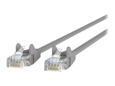 Belkin patch cable - 61 cm - gray