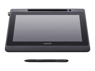 Wacom DTU-1141 Digitizer w/ LCD display 9.3 x 5.2 in electromagnetic 4 buttons wired