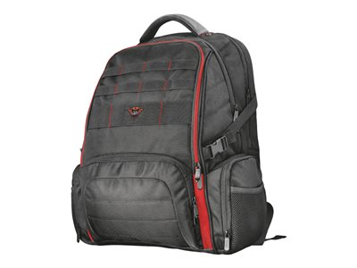 Trust GXT 1250 Hunter Gaming Backpack Notebook carrying backpack 17.3INCH