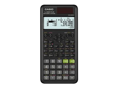 Casio FX-300ES Plus 2nd edition Scientific calculator 16 digits + 2 exponents