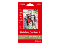 Picture of Canon Photo Paper Plus Glossy II PP-201 - photo paper - 50 sheet(s) - 100 x 150 mm - 260 g/m² (2311B