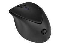 HP Wireless Comfort - Mouse - wireless - 2.4 GHz - USB wireless receiver - for Chromebook 11 G7, 11A G6, 14A G5; Chromebook x360; EliteBook x360; ProBook x360