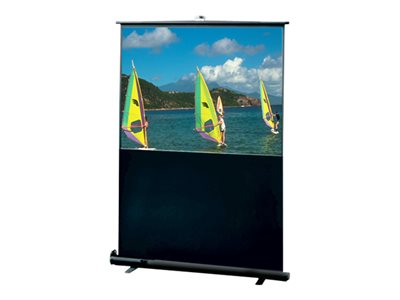 Draper Traveller Projection screen 94INCH (94.1 in) 16:10 Contrast Grey