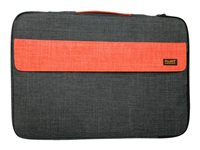 Inland Bubble Notebook sleeve 15.6INCH orange