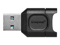 Kingston MobileLite Plus - kortläsare - USB 3.2 Gen 1