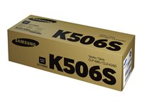 Samsung CLT-K506S Black original toner cartridge (SU184A)