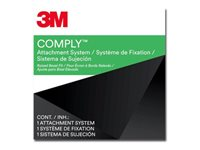 3M Comply Attachment Set Bezel Type Notebook privacy filter 10.1INCH-17INCH black