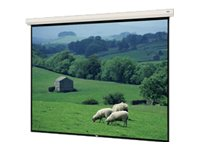 Da-Lite Large Cosmopolitan Electrol Wide Format Projection screen
