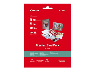 Canon Greeting Card Pack GCP-101