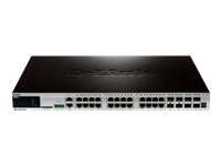 D-Link Switchs GigaBit DGS-3420-28TC