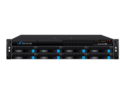Barracuda Backup 891 Recovery appliance GigE 2U rack-mountable
