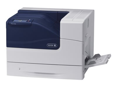 Xerox Phaser 6700N - Printer - color - laser - Legal - 2400 x 1200 dpi - up to 47 ppm (mono) / up to 47 ppm (color) - capacity: 700 sheets - USB, Gigabit LAN - government