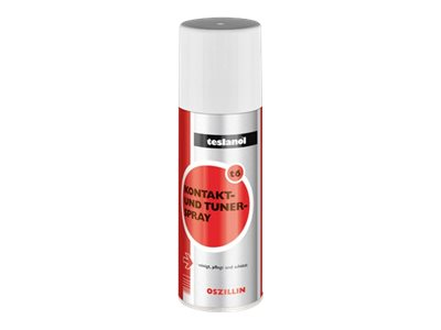 Teslanol T6 Contact Tuner Spray Spray for rengøring