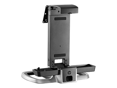 HP TDSourcing Integrated Work Center Stand for Small Form Factor v3 monitor/desktop stand