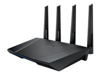 Picture of ASUS RT-AC87U - wireless router - 802.11a/b/g/n/ac - desktop, wall-mountable (RT-AC87U)