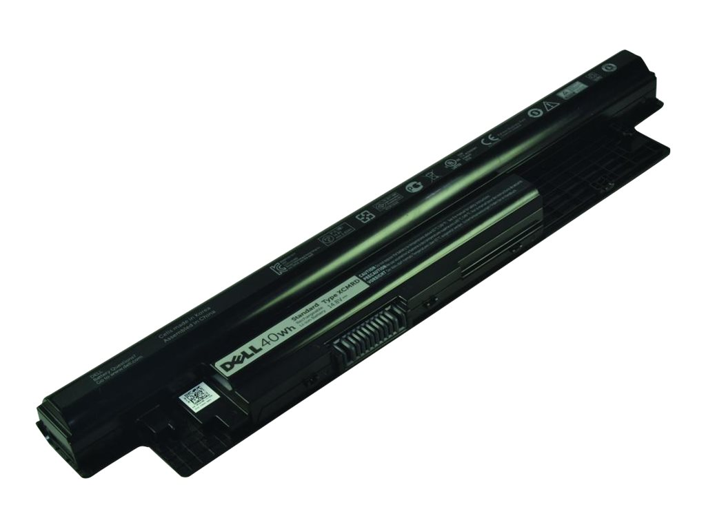 Dell Main Battery Pack - notebook battery - Li-Ion - 40 Wh