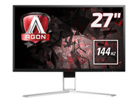 AOC Gaming AG271QX AGON Series LCD monitor 27INCH 2560 x 1440 TN 350 cd/m² 1000:1